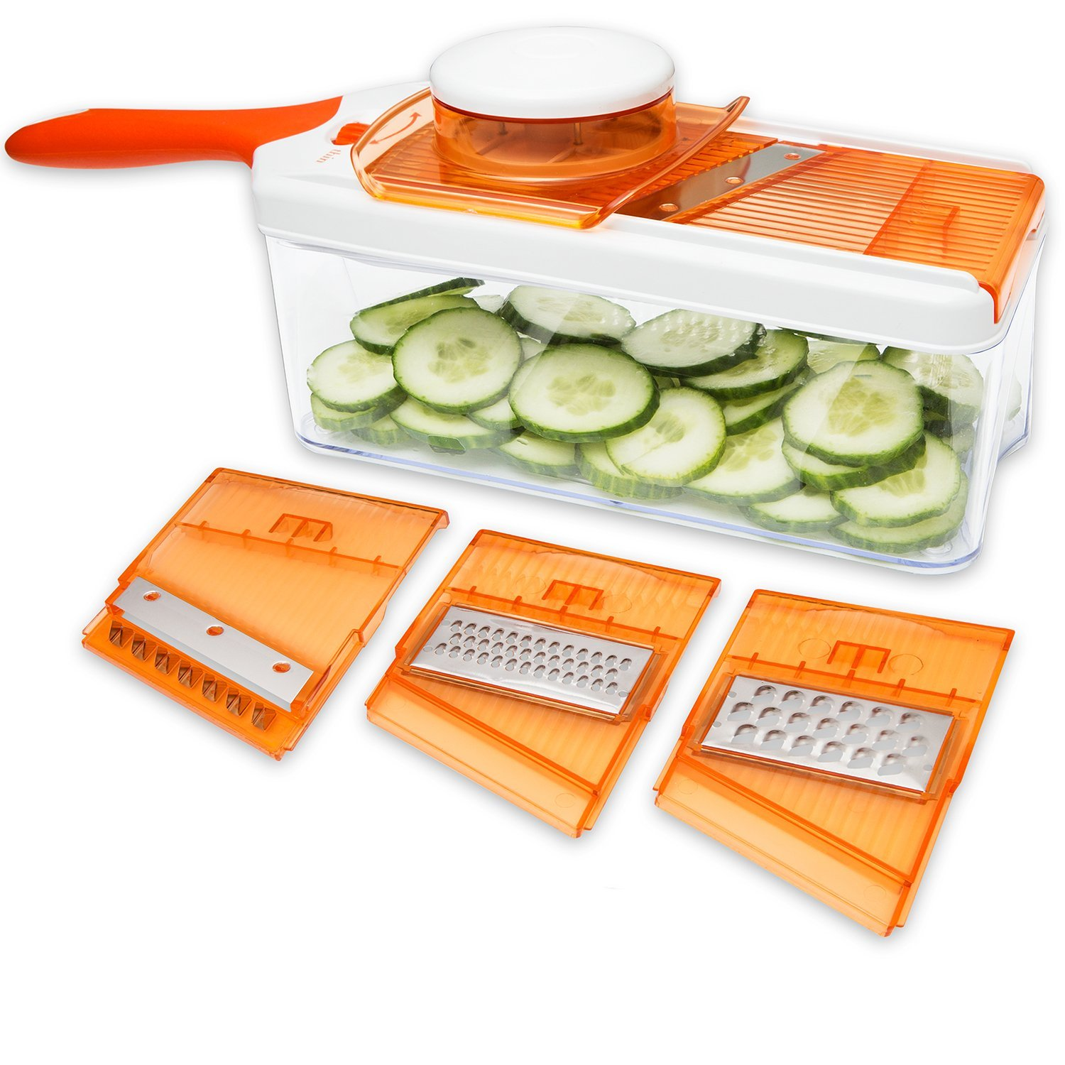Mandoline Slicer; The Secret Weapon In Your Kitchen