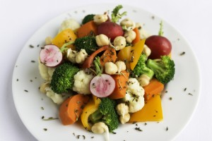 Vegetable-Rainbow-with-Herbs-de-Provence