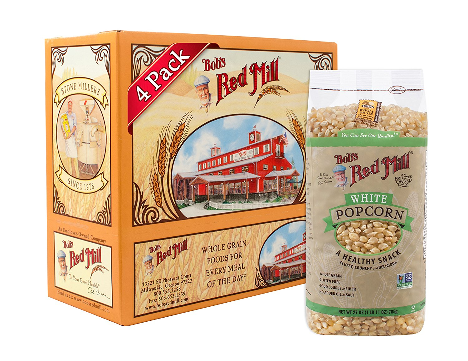 Choosing the Best Popcorn Kernel