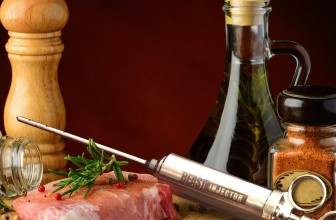 Using and Caring for a Meat Injector
