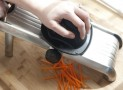 How to Use a Mandoline Slicer to Julienne